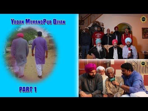 Yadan MukandPur Jaranwala Diyan Part 1 !! Punjab Partition Story 1947